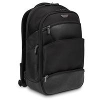 TARGUS MOBILE VIP 15.6 BACKPACK BLK portatīvo datoru soma, apvalks