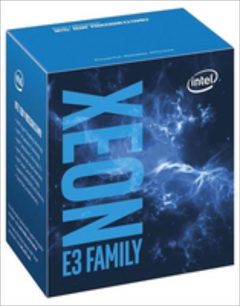 Intel P XEON E3-1230V5  3,4 GHz LGA1151 8MB cache Box CPU, procesors