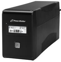 USV Bluewalker Powerwalker VI 850 Line-Interaktiv LCD nepārtrauktas barošanas avots UPS