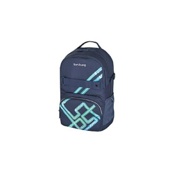 Herlitz 114140289 be.bag cube SOS Skolas somas un penāļi