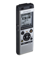 Olympus WS-852 Digital Voice Recorder, 111.5 x 39 x 18mm mm, micro SD/micro SDHC up to 32 GB, 1040h (MP3, 8kbps) min diktafons