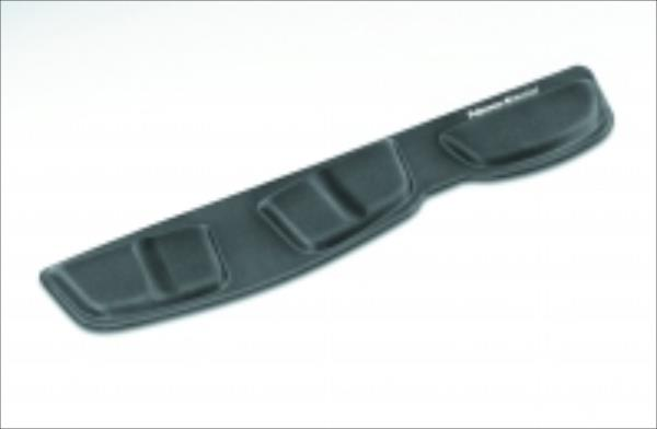 Fellowes Keyboardauflage Health-V with Stoffbezug graphit peles paliknis