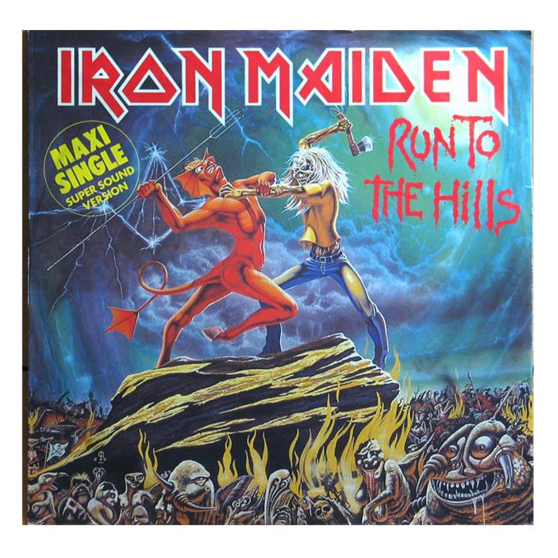 IRON MAIDEN Run To The Hills 320070025