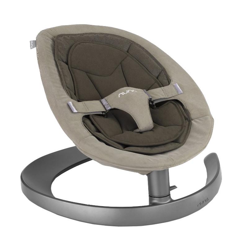 LEAF Curv Almond SE-03-019GL šūpuļkrēsls