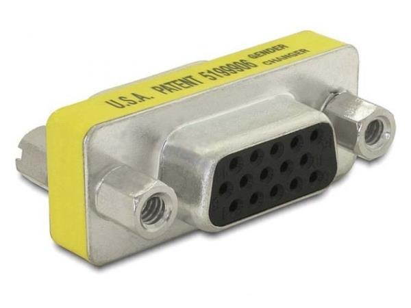 Delock Adapter VGA female/female