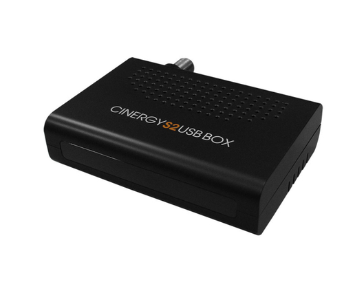 TerraMaster DVB-S/S2 TERRATEC CINERGY S2 USB BOX - 134439 uztvērējs