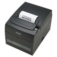 Citizen CT-S310II, USB, RS232, Black 203dpi, Cutter uzlīmju printeris