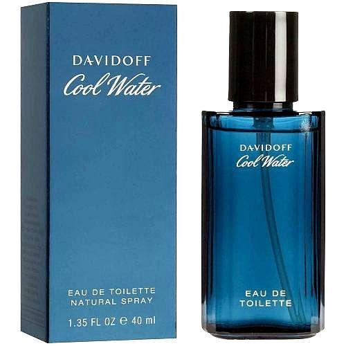 Davidoff Cool Water 40ml Vīriešu Smaržas