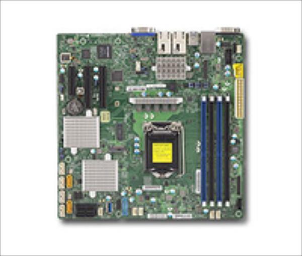 Supermicro MBD-X11SSH-CTF-O pamatplate, mātesplate