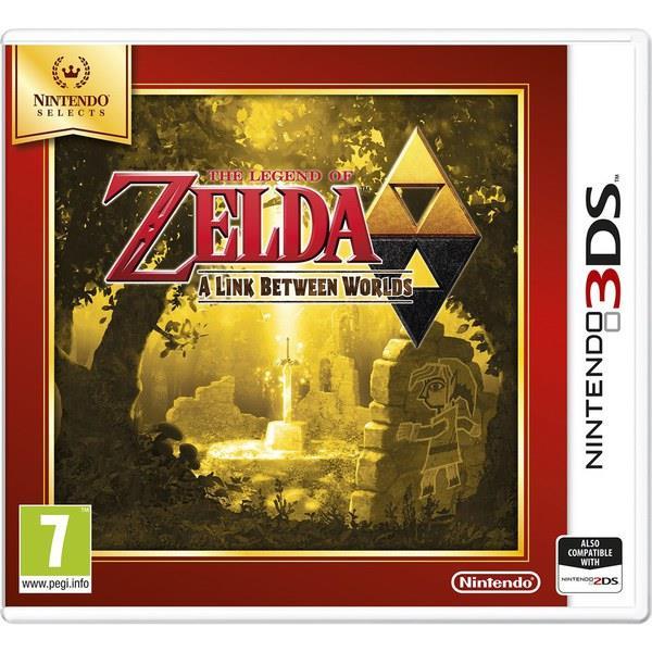 The Legend of Zelda: A Link Between Worlds Selects (3DS) spēle