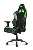 AKRACING Overture Gaming Stuhl Gaming Chair AK-OVERTURE-GN black / grun datorkrēsls, spēļukrēsls