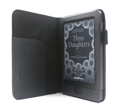 C-TECH PROTECT Case for Kindle 8 TOUCH with WAKE/SLEEP function, black Elektroniskais grāmatu lasītājs