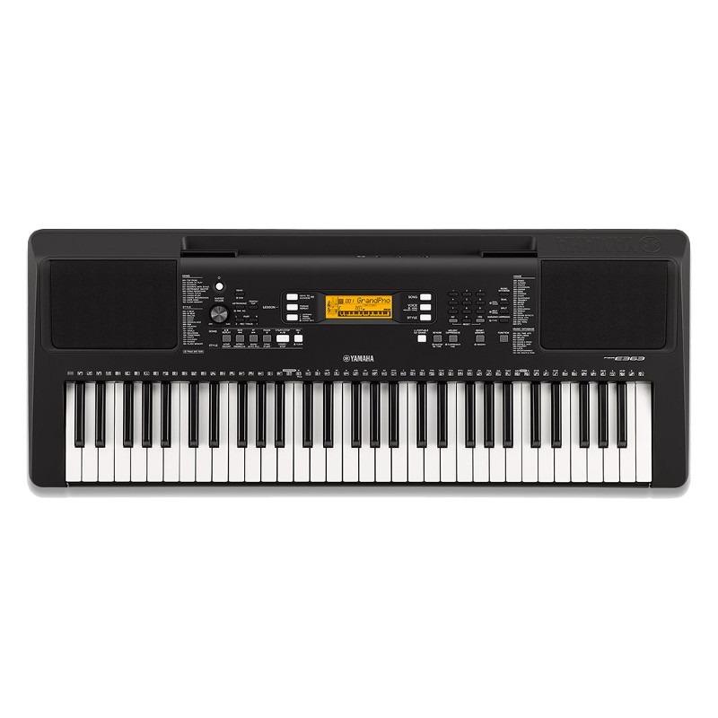 PSR-E363 Black 110079015 mūzikas instruments