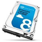 Seagate Enterprise Capacity HDD, 3.5'', 8TB, SAS, 7200RPM, 256MB cache cietais disks