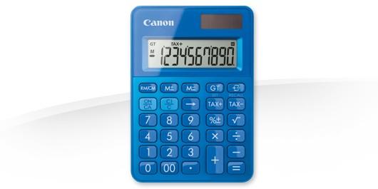 Canon LS100K blue 0289C001AB kalkulators