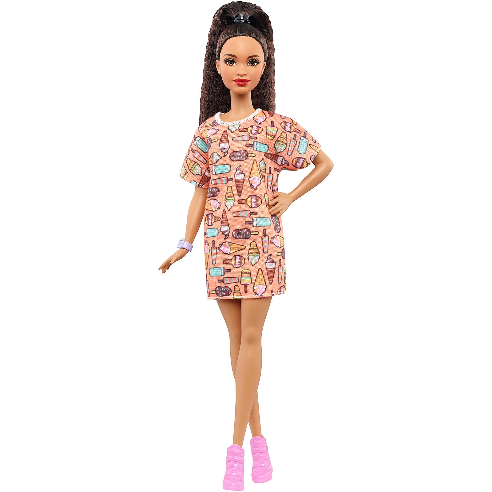 Mattel Barbie Fashionistas Doll 56 Style So Sweet bērnu rotaļlieta