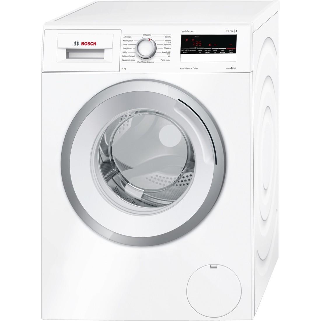 Bosch WAN24240PL (PL panelis) Veļas mašīna
