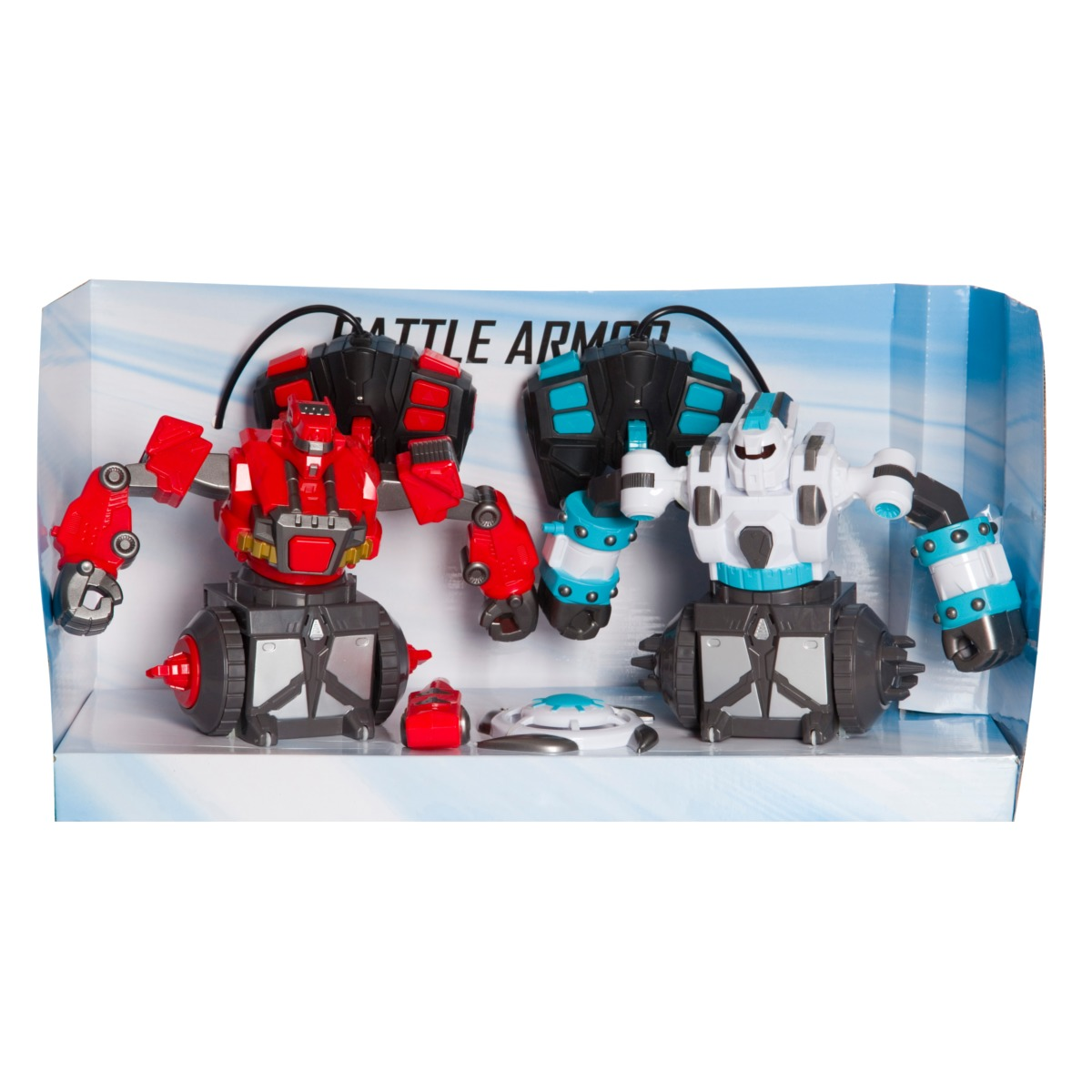 Rotate Fighting Robot (Two pack) 17XZ01B