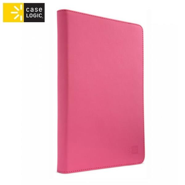 Case Logic CSUE1108PI univers la soma planšetdatoriem līdz 8 coll m Roz planšetdatora soma
