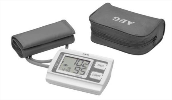 AEG BMG 5611 asinsspiediena mērītājs