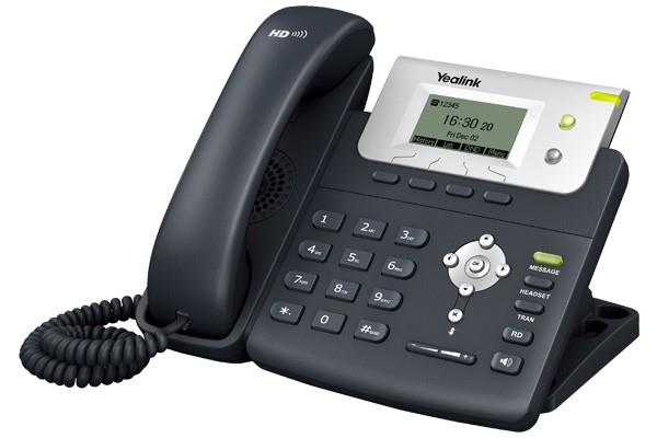 YEALINK SIP-T21P 2xSIP  2xFE IP telefonija