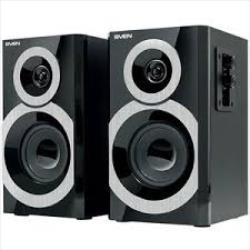Speakers SVEN SPS-619 Black, RMS 20W, 2x10W datoru skaļruņi