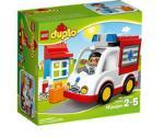 Lego Duplo Ambulance 10527 LEGO konstruktors