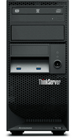 Lenovo ThinkServer TS150 3.9GHz 250W Tower (4U) (70LV003FEA) serveris