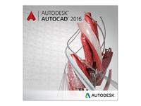 Autodesk AutoCAD LT 2017 with Advanced Support - odnowienie licencji na rok programmatūra