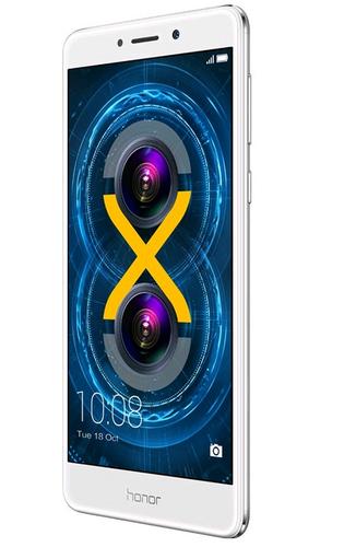 Huawei Honor 6x Dual Sim 32GB LTE Silver Mobilais Telefons