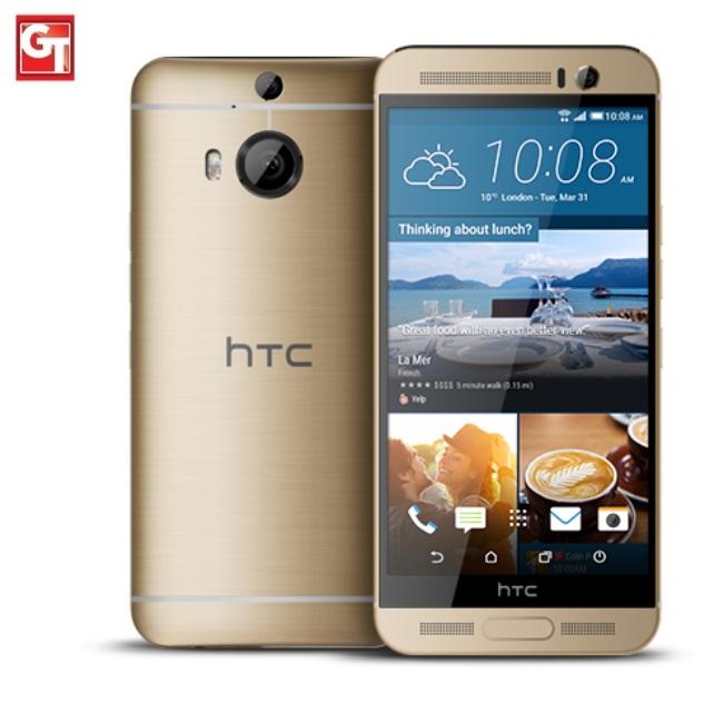 GT Extreeme Shock Aizsargplēve-stikls 0.33mm HTC One M9 + (M9 Plus) (EU Blister) aksesuārs mobilajiem telefoniem