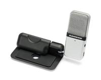 SAMSON Go Mic USB Portable USB Condenser Microphone + Cakewalk Music Creator austiņas