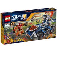 LEGO NEXO KNIGHTS 70322 Axl's Tower Carrier LEGO konstruktors