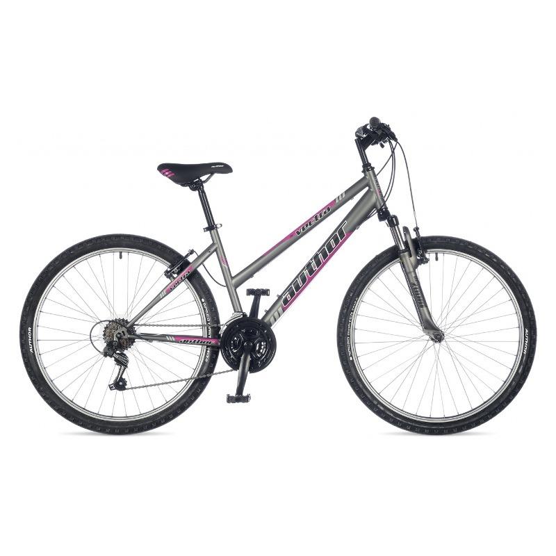Vectra Ritual Silver matte // Ritual Silver matte 18'' 42873512 kalnu velosipēds 29