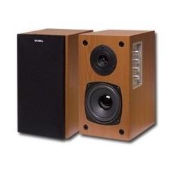 Multimedia - Speaker SVEN SPS-611S (Stereo, 36W, 40Hz-18kHz, Wood) datoru skaļruņi