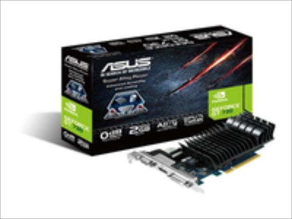 ASUS GeForce GT 730 Silent Low-Profile 2GB Grafikkarte video karte