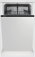 DIS15012 Beko           Dishwasher Iebūvējamā Trauku mazgājamā mašīna