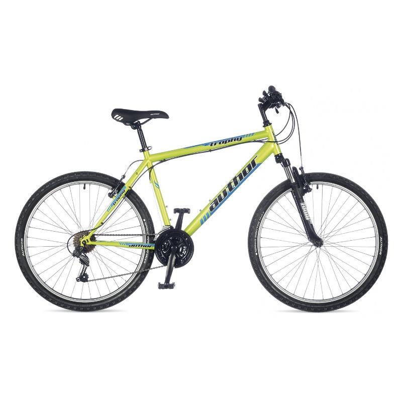 Trophy Kongo Green // Phantom Black 21'' 42873404 kalnu velosipēds 29
