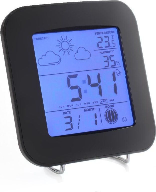 ClipSonic Weather station SL249 barometrs, termometrs
