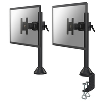TV SET ACC DESK MOUNT BLACK/10-26