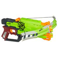 Hasbro Nerf Zombie Crossfire Bow (A6558) Rotaļu ieroči