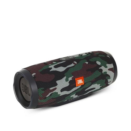 JBL Charge 3 III Bluetooth NFC Camouflage pārnēsājamais skaļrunis