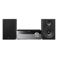 Sony CMT-SBT100B DAB+ NFC Bluetooth mūzikas centrs