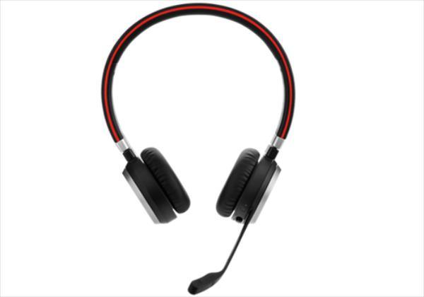Jabra Evolve 65 MS Duo NC USB / Bluetooth / NFC austiņas