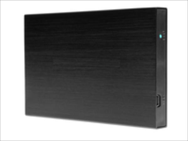 Tracer 723AL HDD mobile rack 2.5'' SATA max : 750 GB cietā diska korpuss