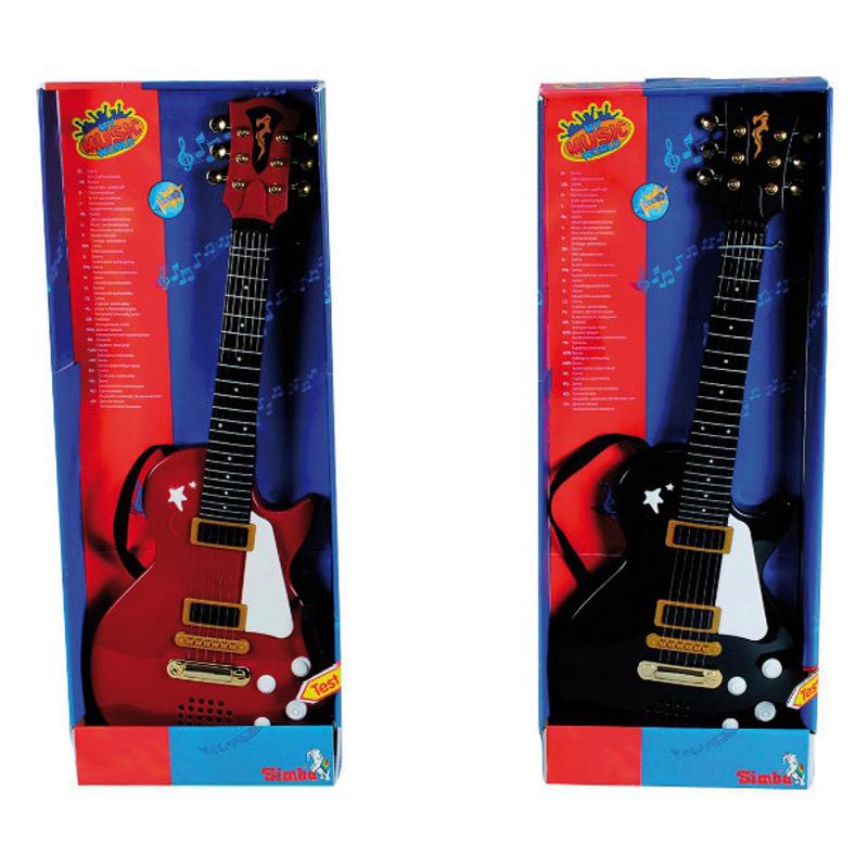 MMW Rock Guitar 106837110 mūzikas instruments