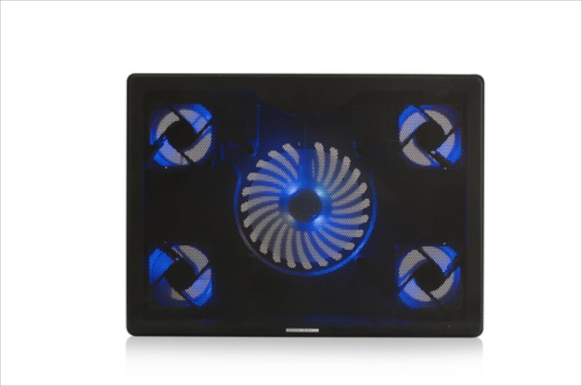 MODECOM SILENT FAN MC-CF15 portatīvā datora dzesētājs, paliknis