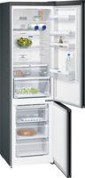 SIEMENS KG39NXB45 Freestanding, Fridge-freezer, Freezer position Bottom, Height 203 cm, A+++, No Frost system, Fridge net capacity 279 L, Fr Ledusskapis