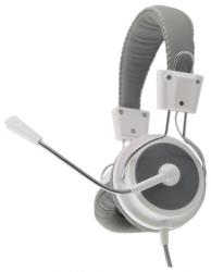 ESPERANZA Stereo Headset with microphone and volume control EAGLE EH154W WHITE austiņas