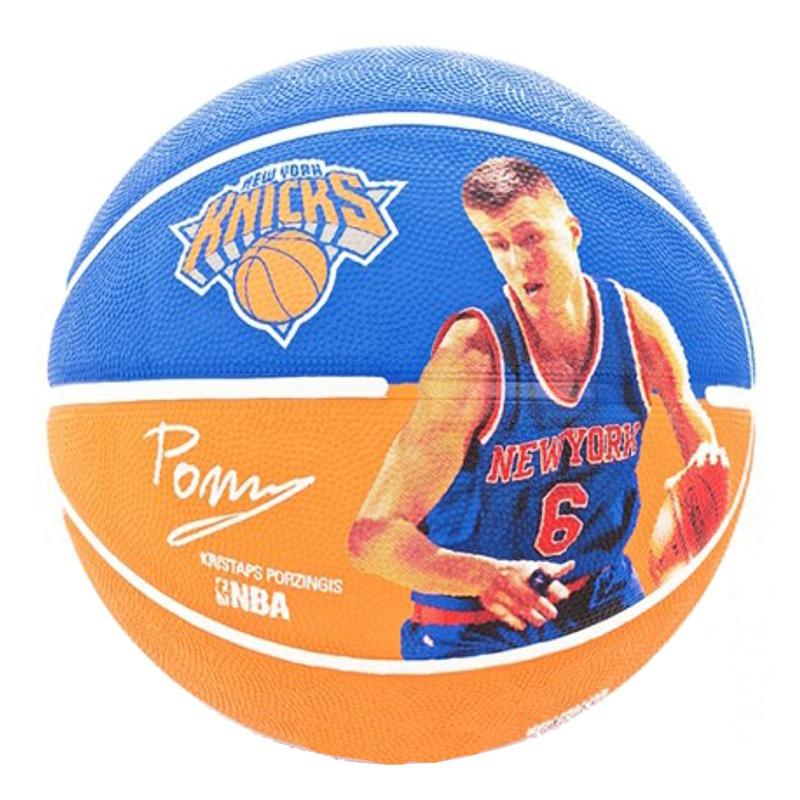 Spalding basketbola bumba NBA Porzingis 7 bumba